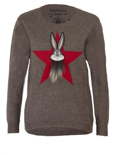 Bugs Bunny Star Pullover