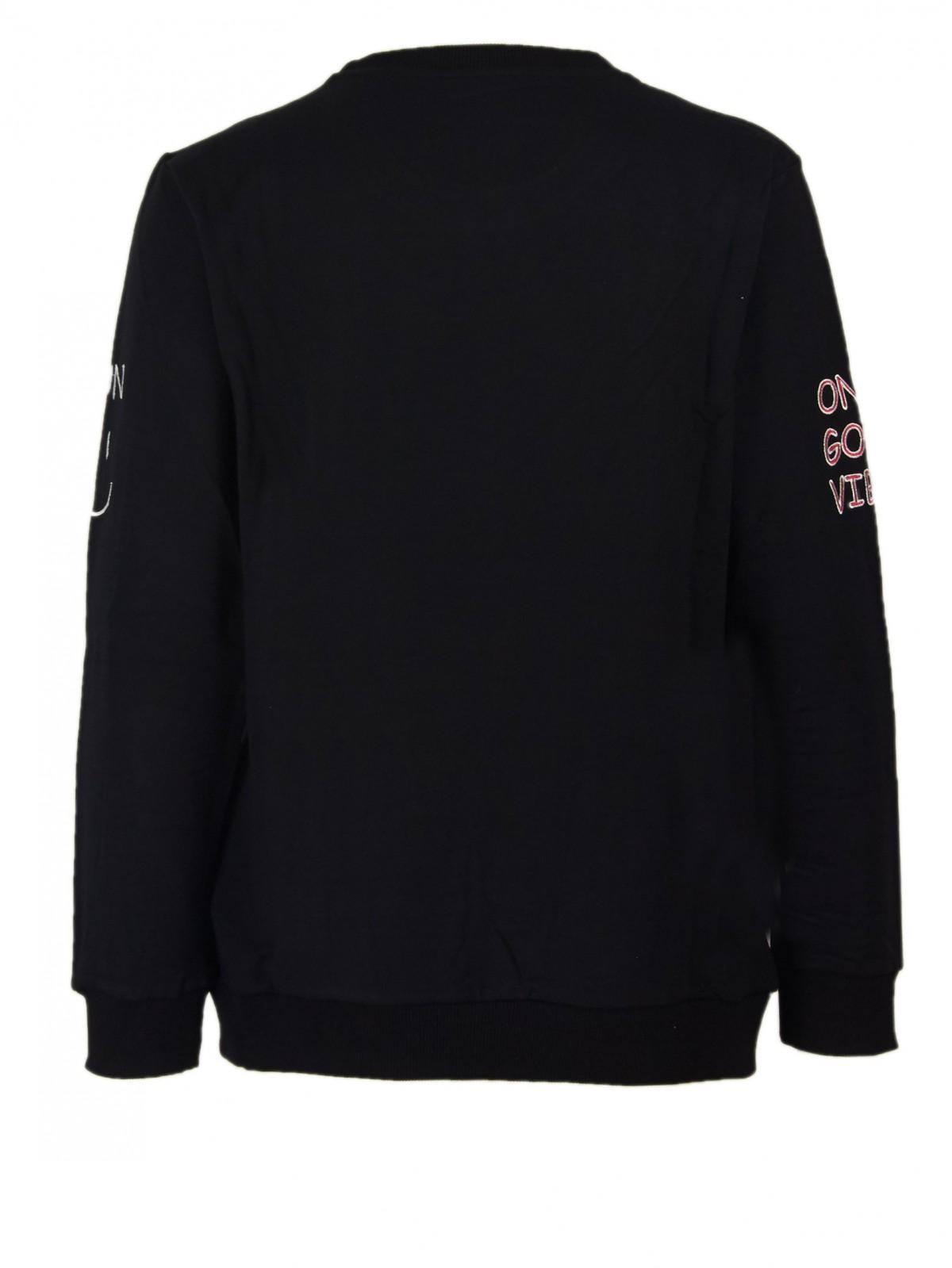 Angry Sylvester Sweatshirt