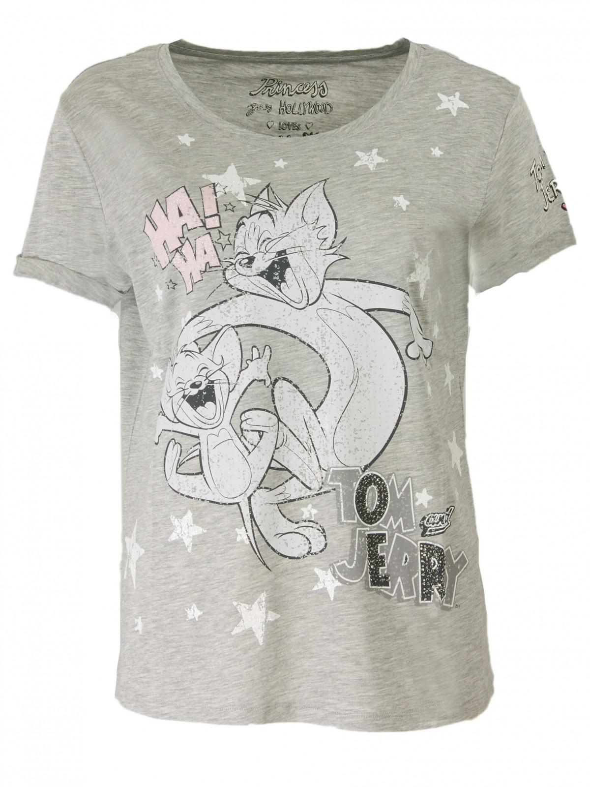 Tom & Jerry Dancing T-Shirt