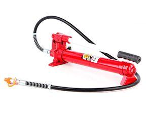 Handpumpe Pumpe für Hydraulik Richtsatz Presse 10 tonnen