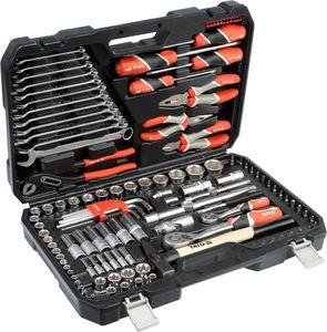 122 Tlg. Steckschlüsselsatz Werkzeug Set Knarrenkasten Werkzeugkoffer TYP2