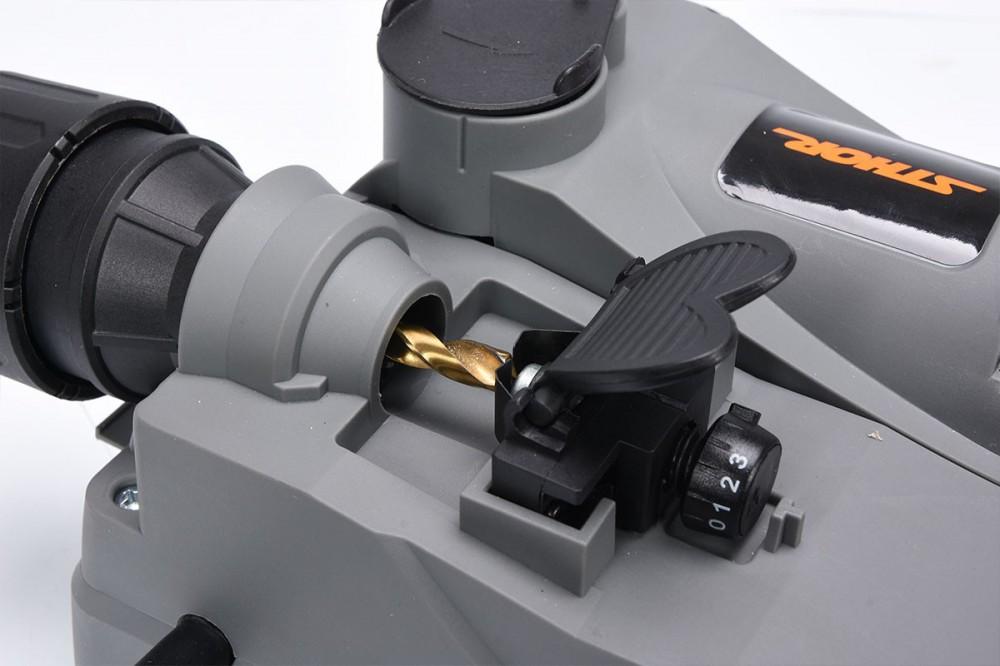 Multifunktions Schleifmaschine 150W Schärfer Bohrer Messer Scheren Meißel