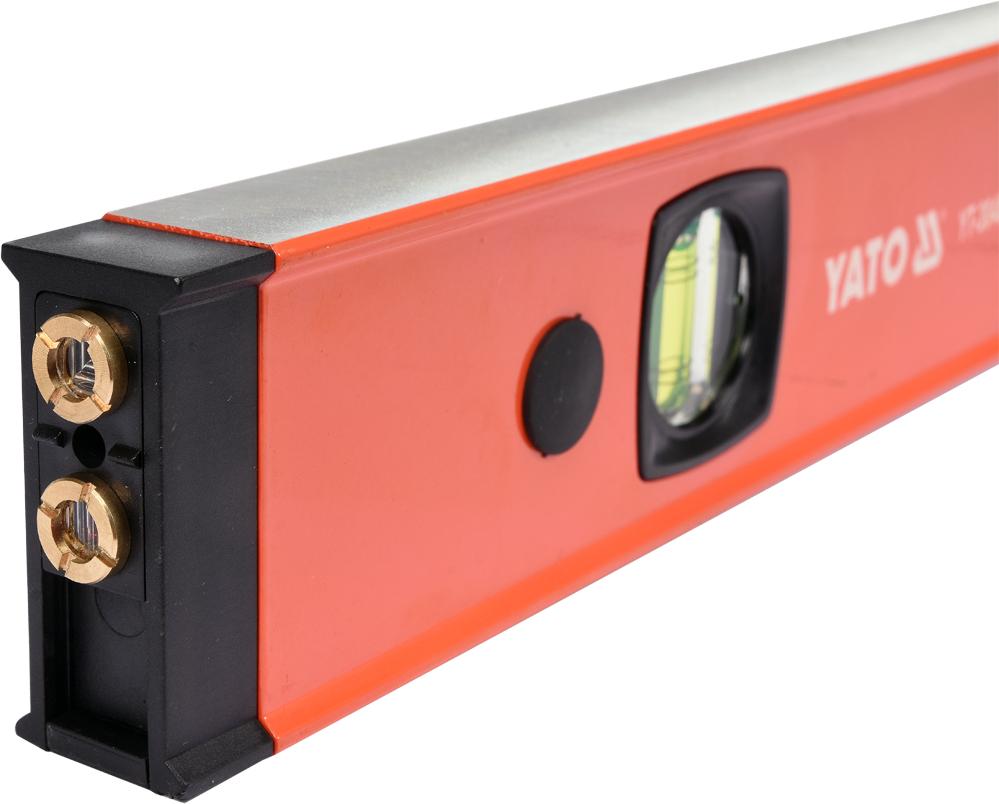 Punkt-Kreuzlinien-Laser Präzisions Wasserwaage 610 mm 2-Libellen LCD-Display