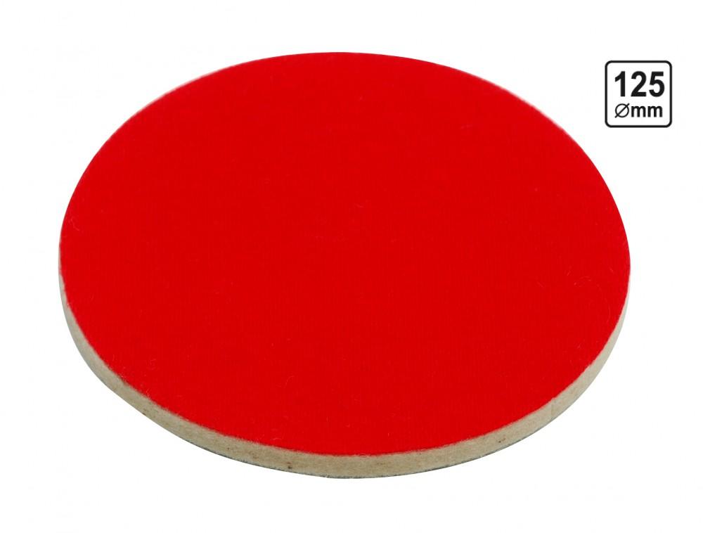 Schleifteller Ø 125 Mm Für Exzenterschleifer Haftteller Excenterschleifer