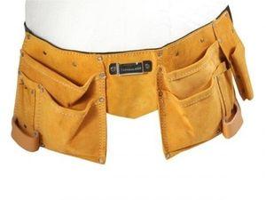 Werkzeuggürtel Nagel Schrauben Tasche Ledergürtel