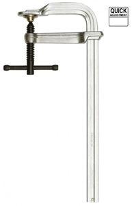 Schlosser Schraubzwinge Schlosserzwinge 500 x 120 mm Ganz Stahl – Bild 1