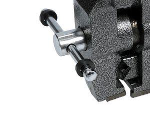 Multifunktions Werkbank Schraubstock 125 mm 360° drehbar mit Amboss