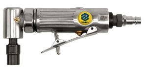 Einhand Druckluft Schnellschleifer Winkelschleifer 6 mm Aufnahme – Bild 2