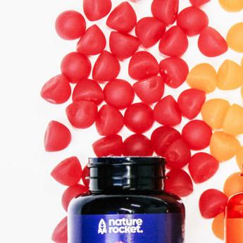 Zink + Vitamin C Softgummi für den Schutz deiner Zellen