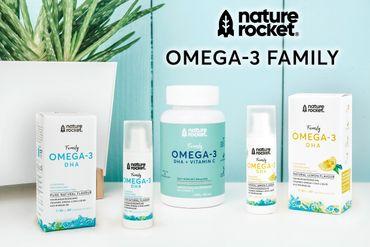 Omega-3 DHA Softgums – Bild 5