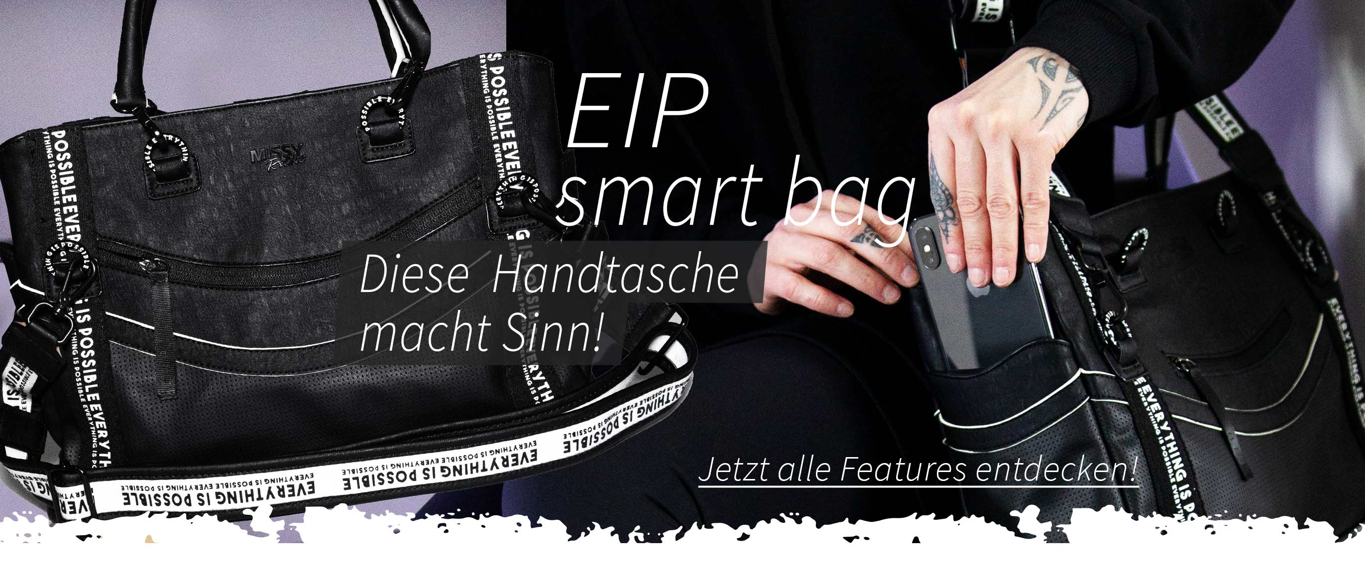 EIP smart bag