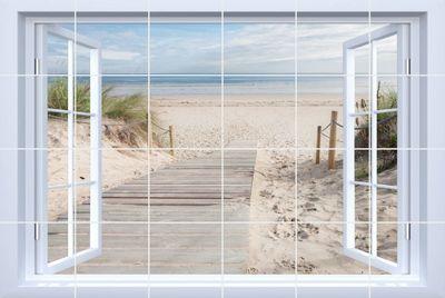Perfekt Fliesenbild Meerblick U2013 Bild 1