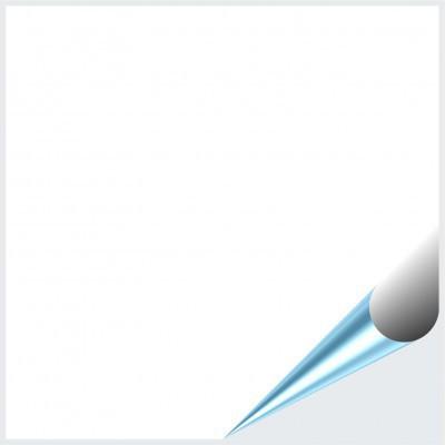 Probemuster Weiß Klassik glänzend – Bild 1