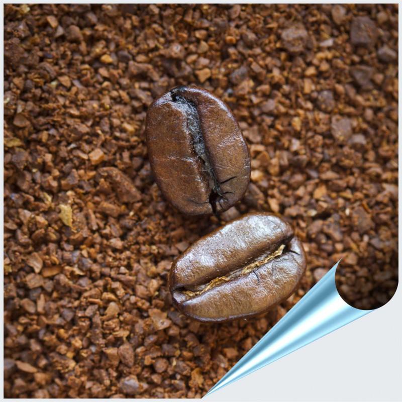 Fliesenaufkleber Motiv Coffee Beans 15x15 cm – Bild 1