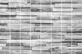 Fliesenbild Woody Plank 001