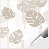 Fliesenaufkleber Tropical Beige 15x15 cm 001