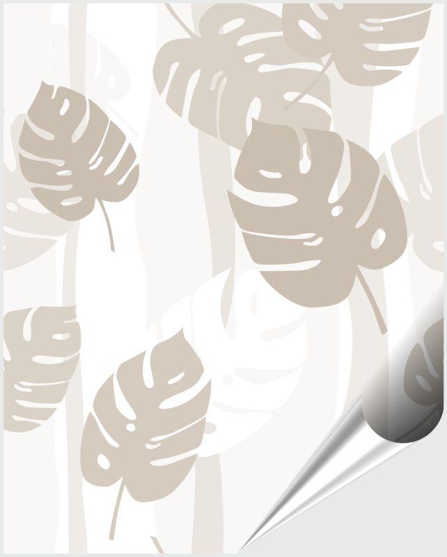 Fliesenaufkleber Tropical Beige 20x25 cm – Bild 1
