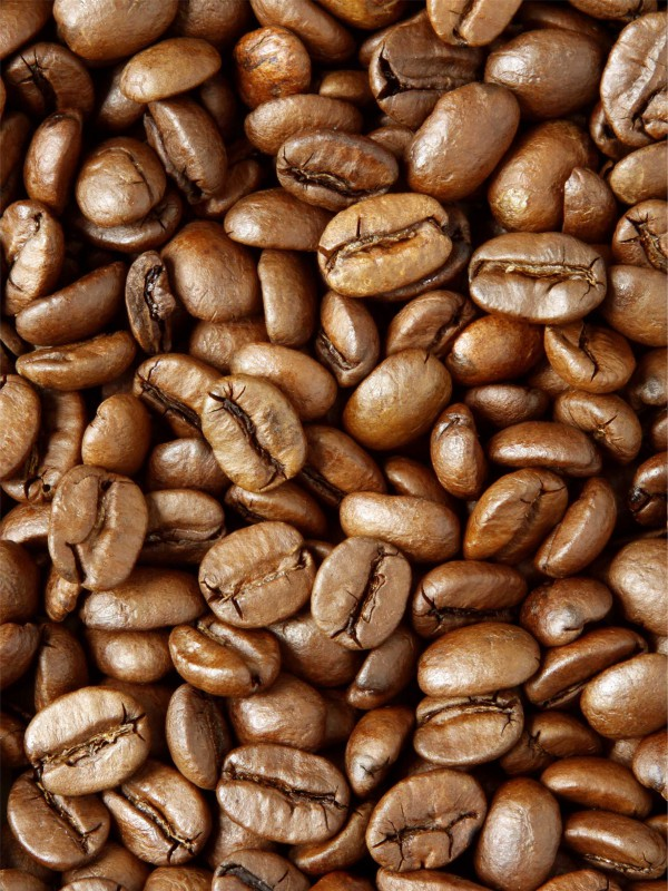 Fliesenaufkleber Motiv Kaffeebohnen 15x20 cm – Bild 3