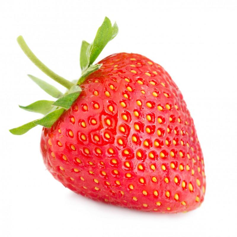 Fliesenaufkleber Motiv Strawberry 20x20 cm – Bild 2