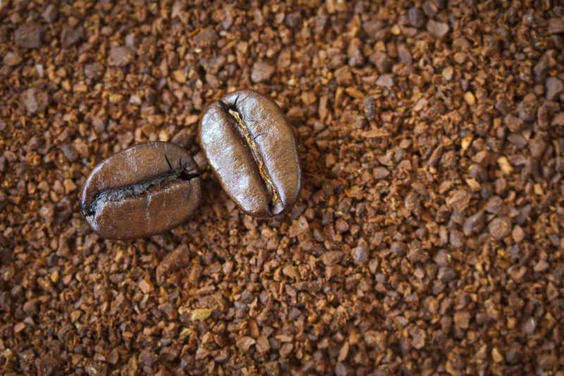 Fliesenbild Coffee Beans – Bild 3
