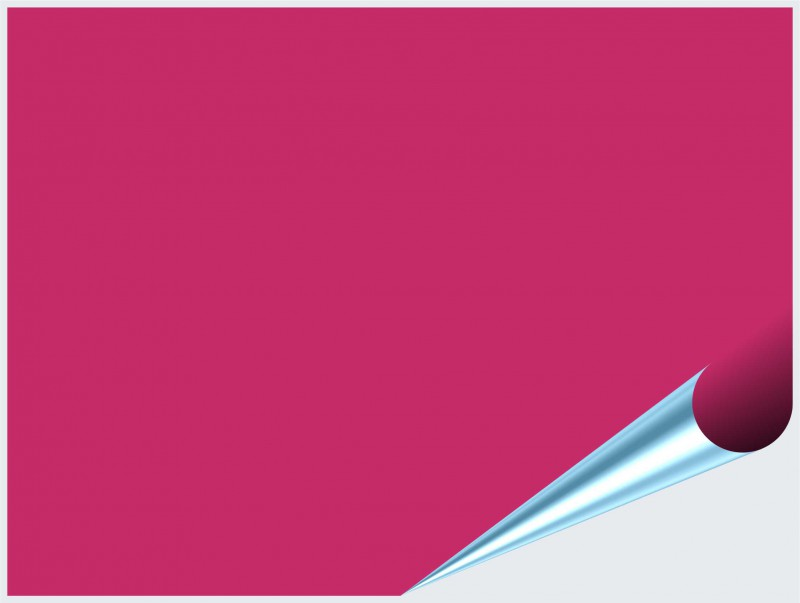 Fliesenaufkleber Pink matt 15x20 cm – Bild 2
