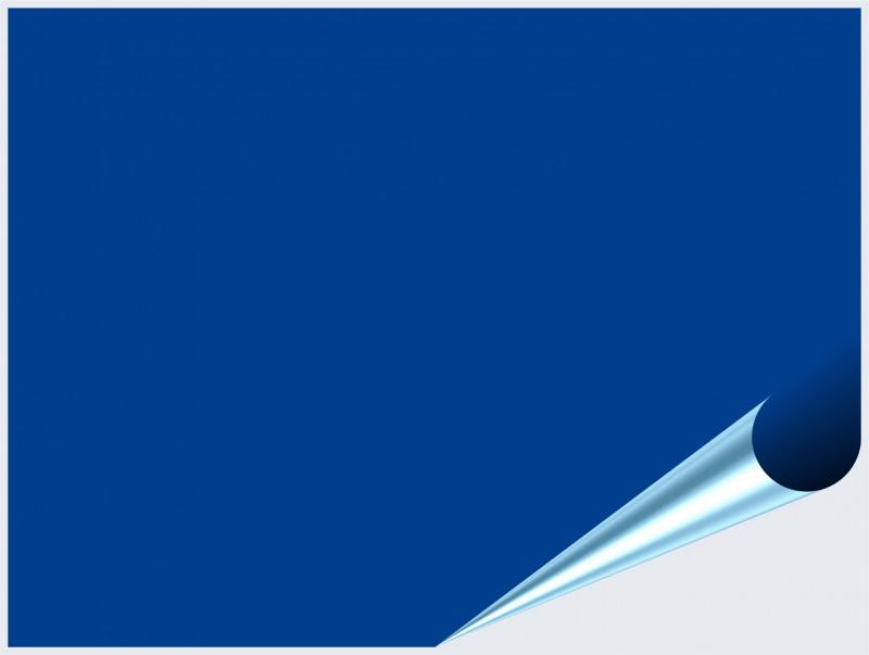 Fliesenaufkleber Verkehrsblau matt 15x20 cm – Bild 2