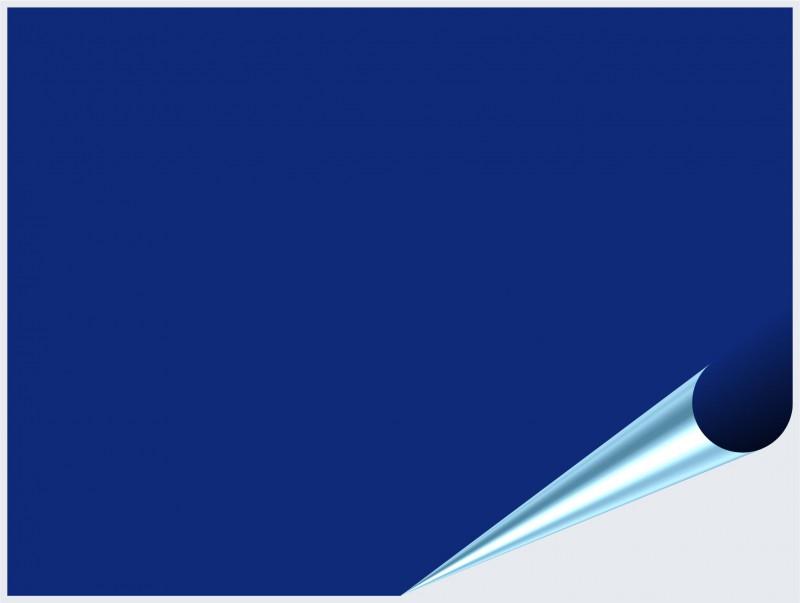 Fliesenaufkleber Königsblau matt 15x20 cm – Bild 2