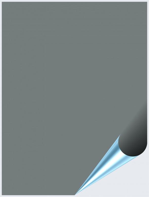 Fliesenaufkleber Grau matt 15x20 cm – Bild 1