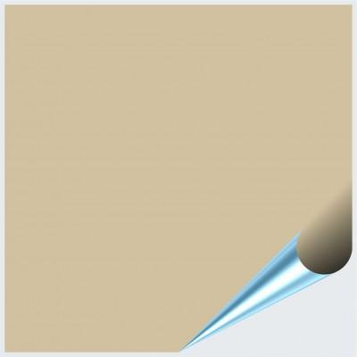 Fliesenaufkleber Beige matt 20x20 cm – Bild 1