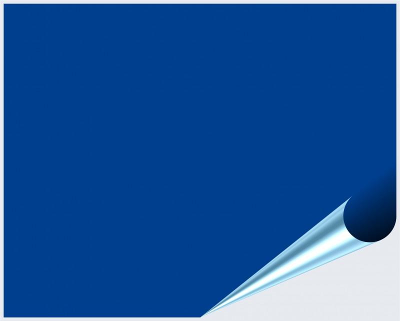 Fliesenaufkleber Verkehrsblau matt 20x25 cm – Bild 2