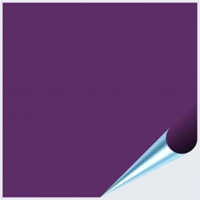 Fliesenaufkleber Violett glänzend 10x10 cm – Bild 1