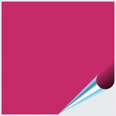 Fliesenaufkleber Pink glänzend 15x15 cm