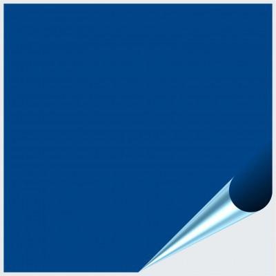 Fliesenaufkleber Enzianblau glänzend 15x15 cm – Bild 1