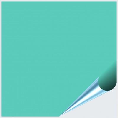 Fliesenaufkleber Mint glänzend 20x20 cm – Bild 1