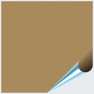 Fliesenaufkleber Hellbraun glänzend 20x20 cm – Bild 1