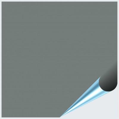 Fliesenaufkleber Grau glänzend 20x20 cm – Bild 1
