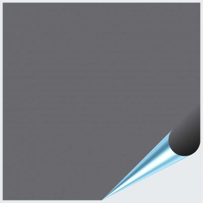 Probemuster Silbergrau matt – Bild 1