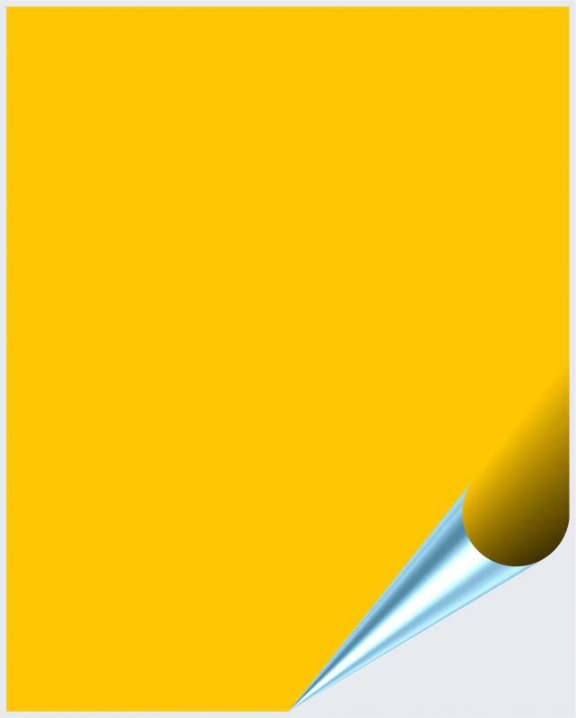 Fliesenaufkleber gelb gl nzend 20x25 cm for Fliesenaufkleber 20x25