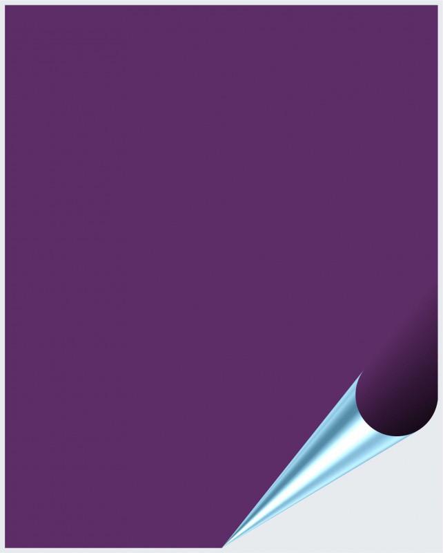 Fliesenaufkleber Violett glänzend 20x25 cm – Bild 1