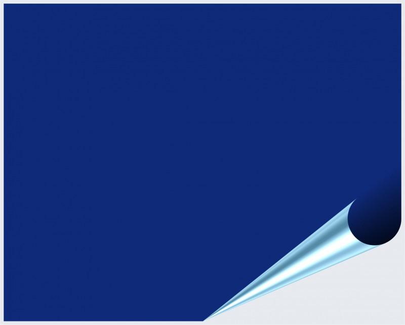 Fliesenaufkleber Königsblau glänzend 20x25 cm – Bild 2