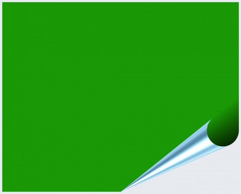Fliesenaufkleber Gelbgrün glänzend 20x25 cm – Bild 2