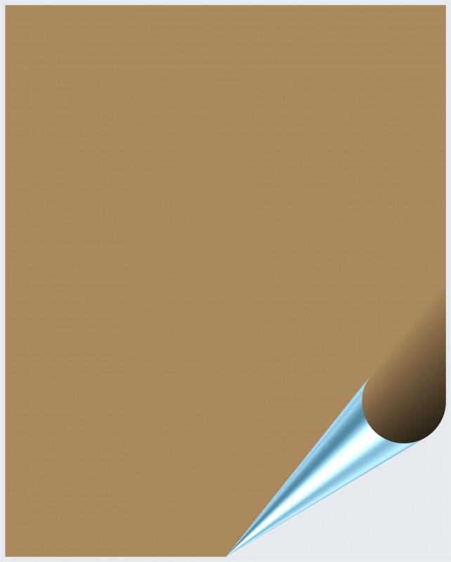 Fliesenaufkleber hellbraun gl nzend 20x25 cm for Fliesenaufkleber 20x25