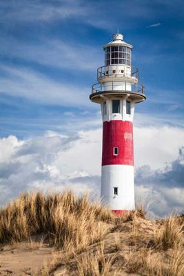 Fliesenbild Lighthouse in Nieuwpoort – Bild 3