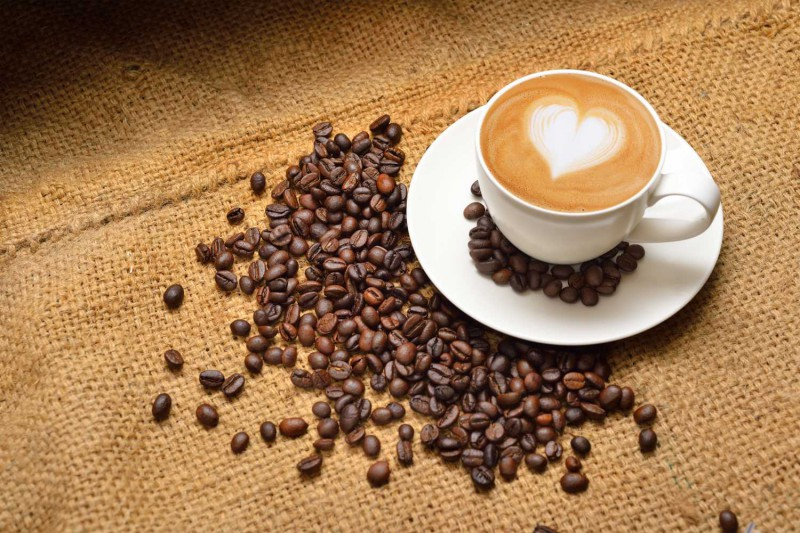 Fliesenbild Kaffeegenuss – Bild 3