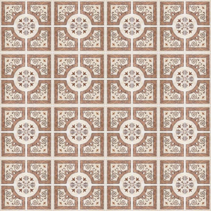 Fliesenaufkleber Ornament Rayong 20x20cm – Bild 3