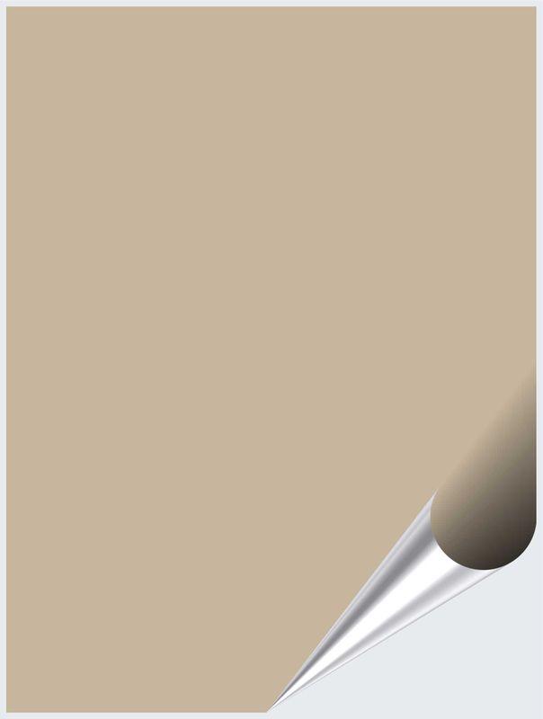Fliesenaufkleber Dunkelbeige matt 15x20 cm – Bild 1