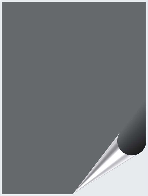 Fliesenaufkleber Betongrau matt 15x20 cm – Bild 1