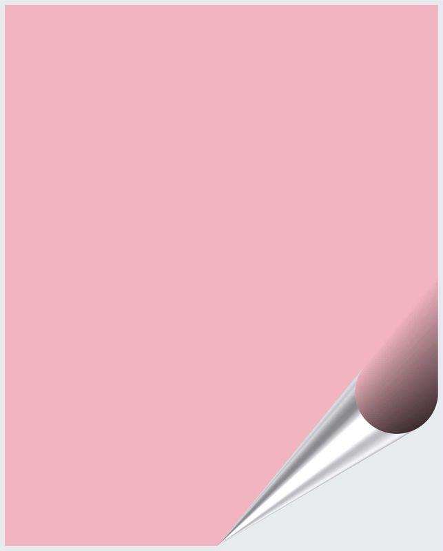 Fliesenaufkleber Pastellrosa matt 20x25 cm – Bild 1