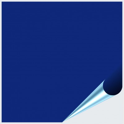 Fliesenaufkleber Königsblau matt 10x10 cm – Bild 1