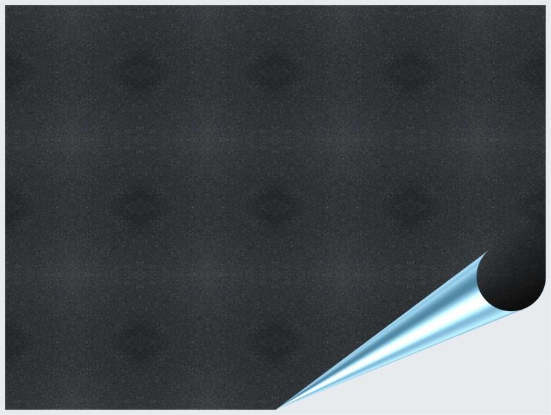 Fliesenaufkleber anthrazit metallic 15x20 cm – Bild 2